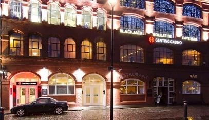 Mint Casino Bristol screenshot 1