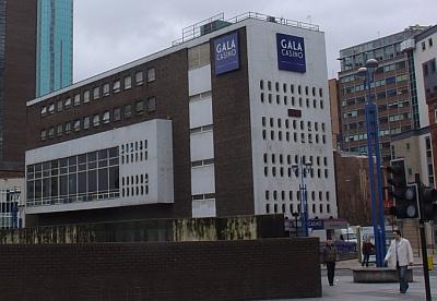 Gala casino sauchiehall street
