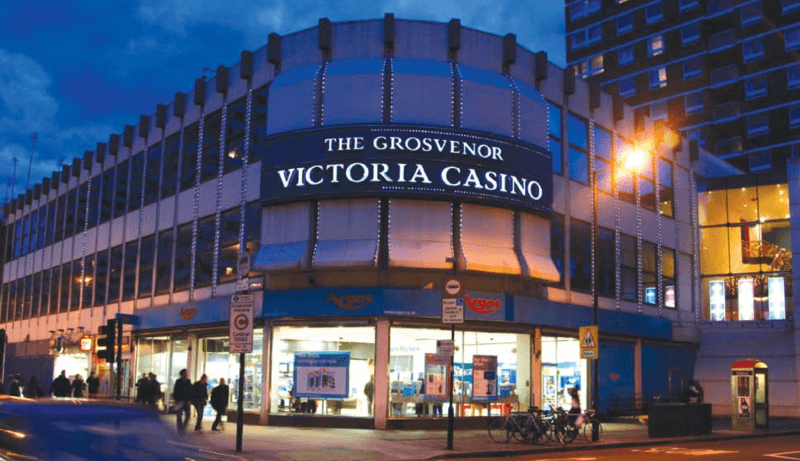Victoria casino uk casino red rock spa