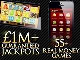 Hippodrome Mobile Casino screenshot 1