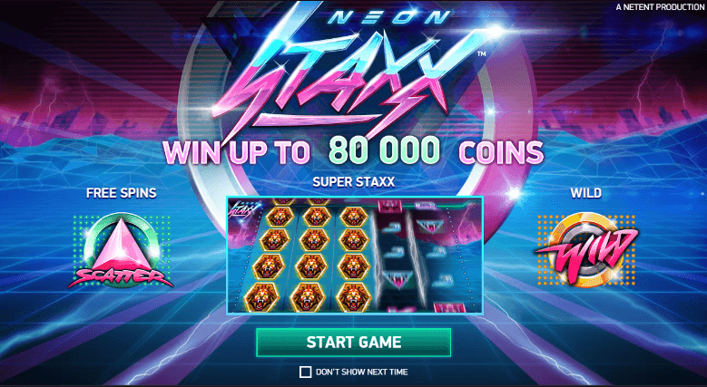 Hot Neon Slot Machine - Play Online for Free Instantly