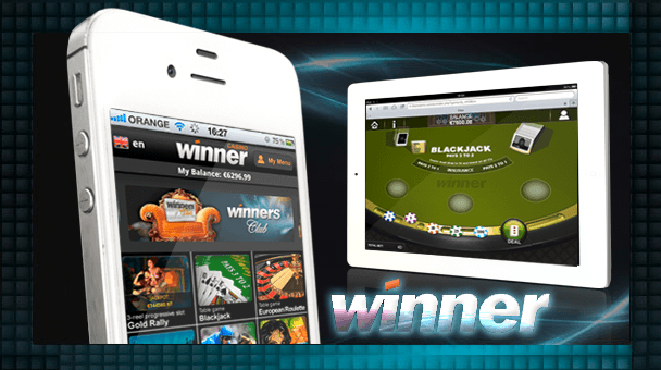 Winner Casino screenshot 2