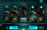 aliens slot screenshot 2