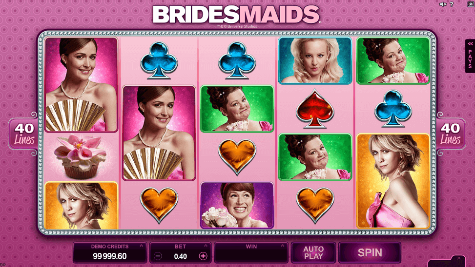 Bridesmaids screenshot 1