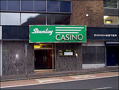 Stanlet casino casino shop leicester