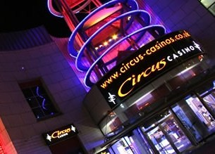 Circus Casino Star City Birmingham screenshot 2