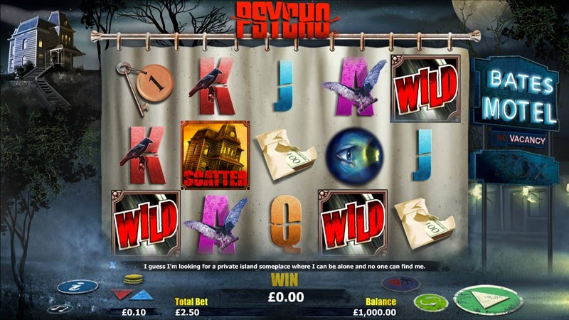 Psycho screenshot 1