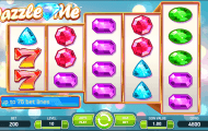dazzle me slot screenshot