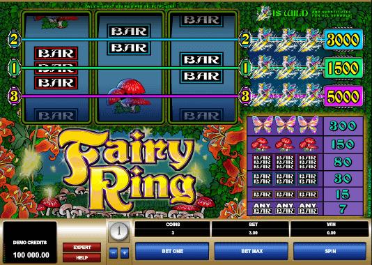 Fairy Ring screenshot 2