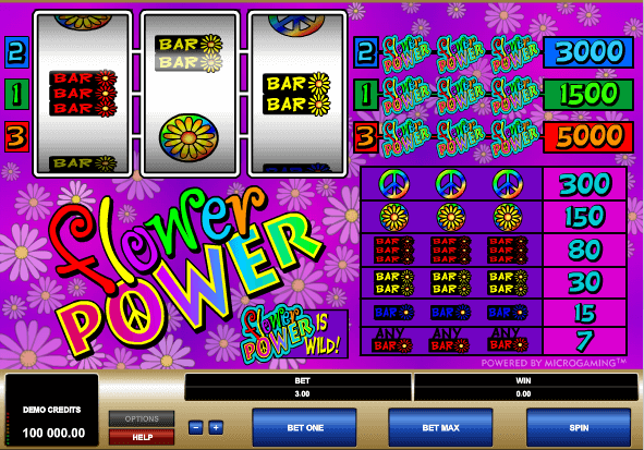 Flower Power screenshot 1