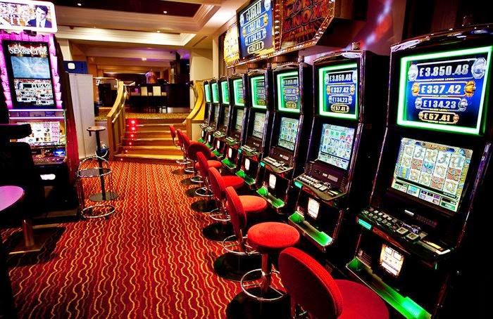 Gala Golden Horseshoe Casino screenshot 1