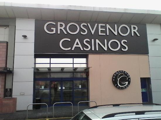 Grosvenor Casino The Octagon Hanley screenshot 1