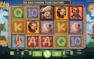 hooks heroes slots screenshot 1