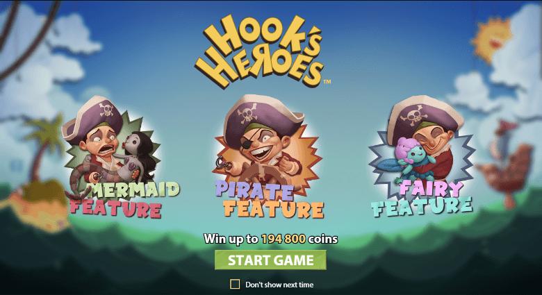 Hook's Heroes screenshot 2