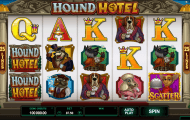 hound hotel slot screenshot