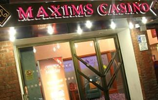 Maxims Bournemouth Casino screenshot 1
