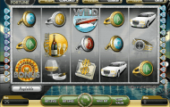 mega fortune slot screenshot