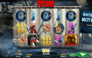 psycho slot screenshot