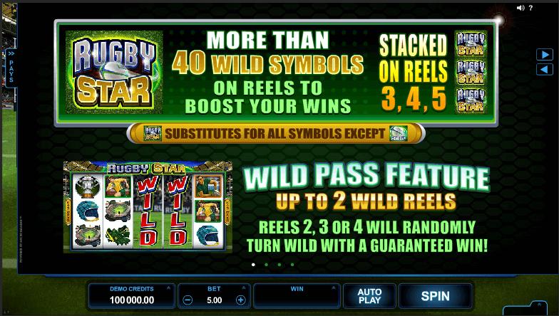 Wild Stars - 5 Reels - Play online slots legally! OnlineCasino Deutschland
