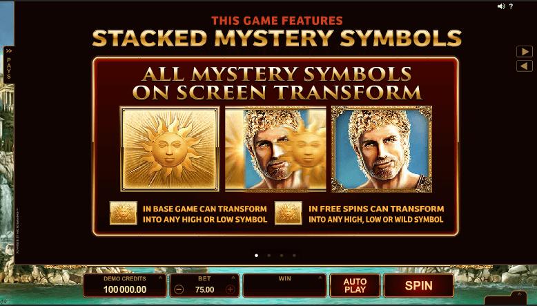 Titans of the Sun Hyperion screenshot 2