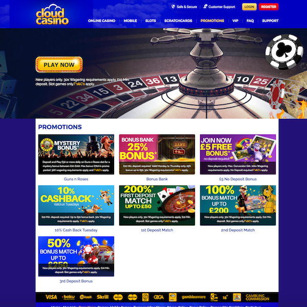 casino cash journey no deposit