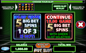 Hot Slot screenshot 2