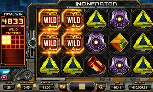 Incinerator screenshot 1