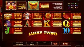 Lucky Twins screenshot 1