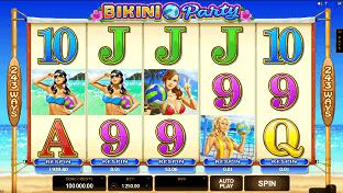 Bikini Party screenshot 1
