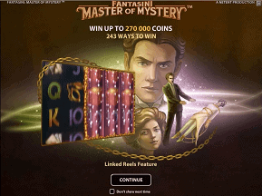 Fantasini: Master of Mystery screenshot 2