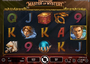 Fantasini: Master of Mystery screenshot 1