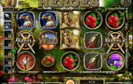 Nordic Heroes Slot Screenshot 2