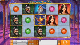Genies Touch screenshot 2