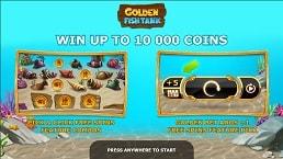 Golden Fish Tank screenshot 1