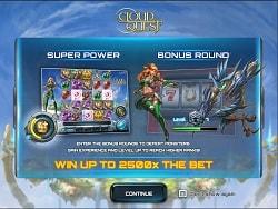 Cloud Quest screenshot 1