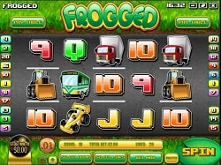 Frogged screenshot 1