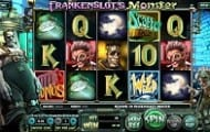 frankenslots monster slot screen small