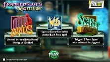 Frankenslot's Monster screenshot 2