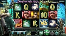 Frankenslot's Monster screenshot 1