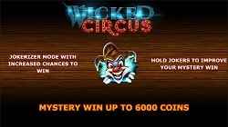 Wicked Circus screenshot 2
