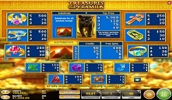 Treasure of the Pyramids screenshot 2