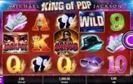 Michael Jackson King of Pop Slot screenshot 250