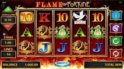 Flame of Fortune screenshot 2