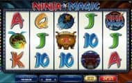 ninja magic slot screenshot small