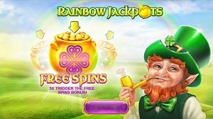 Rainbow Jackpots screenshot 1