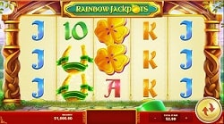Rainbow Jackpots screenshot 2