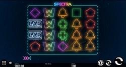 Spectra screenshot 2