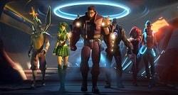 Super Heroes screenshot 2