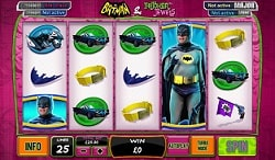 Batman and The Joker Jewels screenshot 2