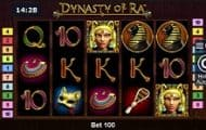 Dynasty of Ra slot screenshot small